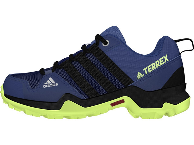 adidas TERREX AX2R Wandelschoenen Lightweight Kinderen, collegiate navy/core black/signal green